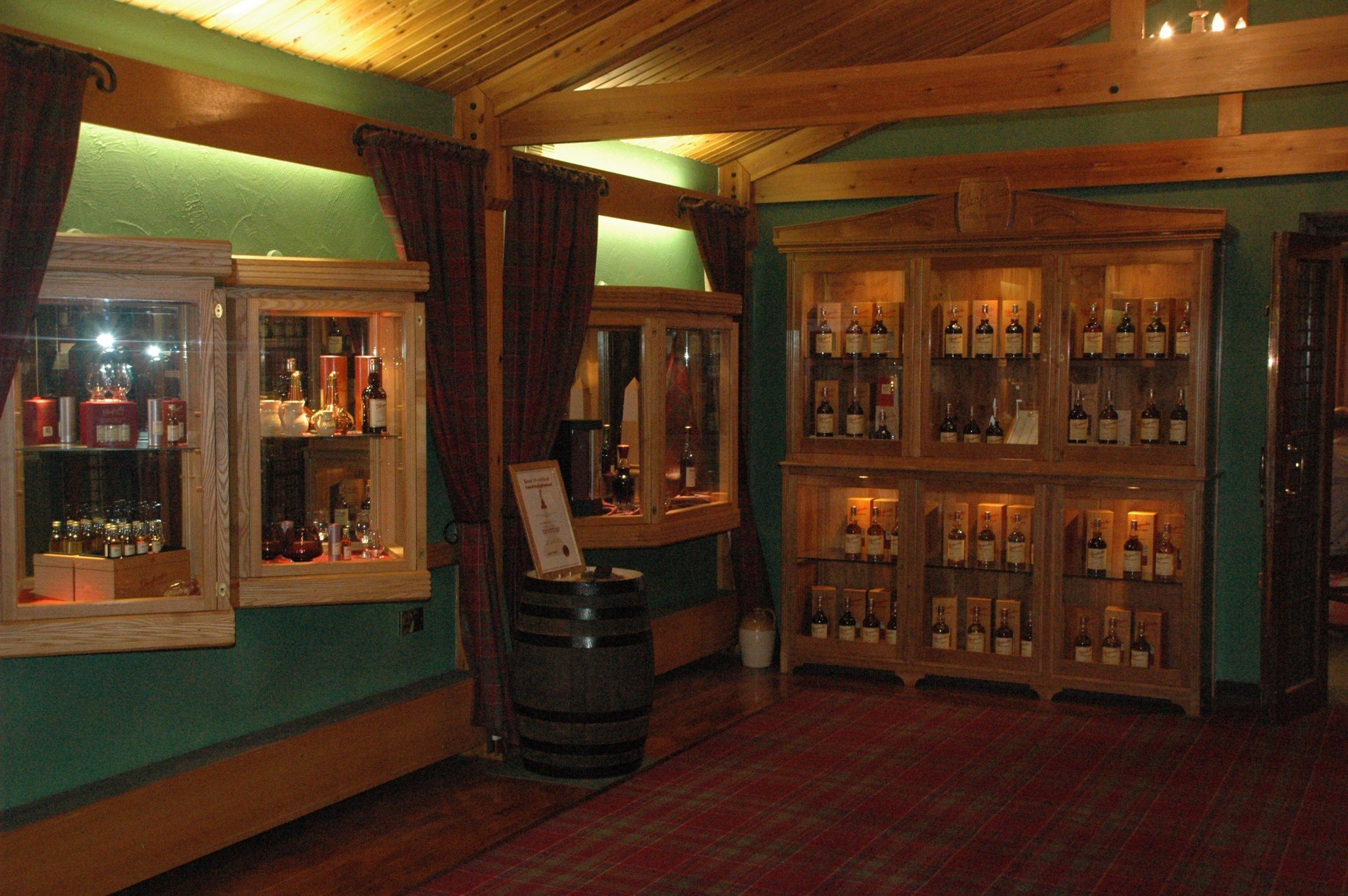 The Glenfarclas Visitor Center