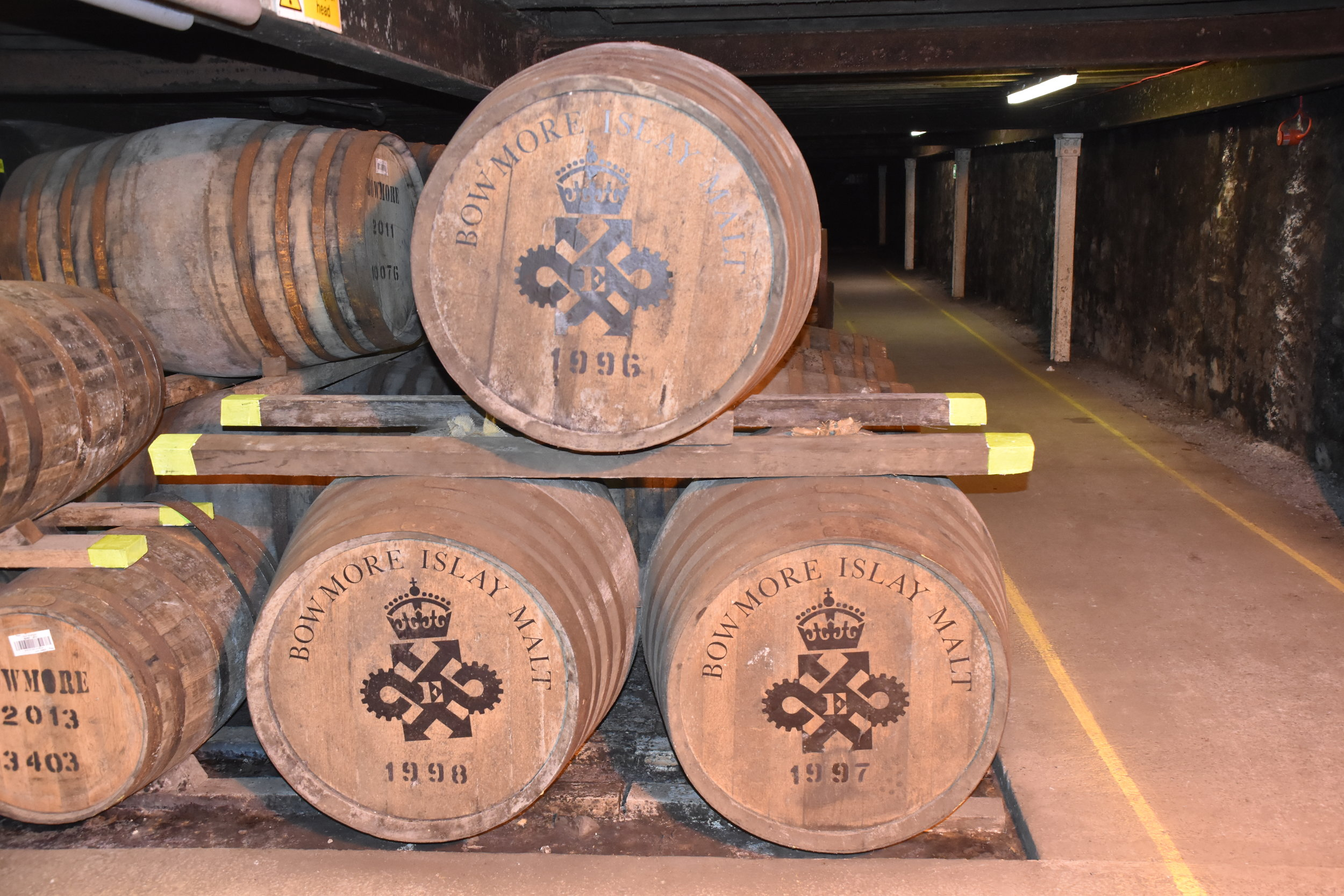 Bowmore Warehouse