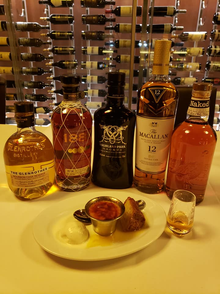 February 28: Macallan and Edrington Tasting Event