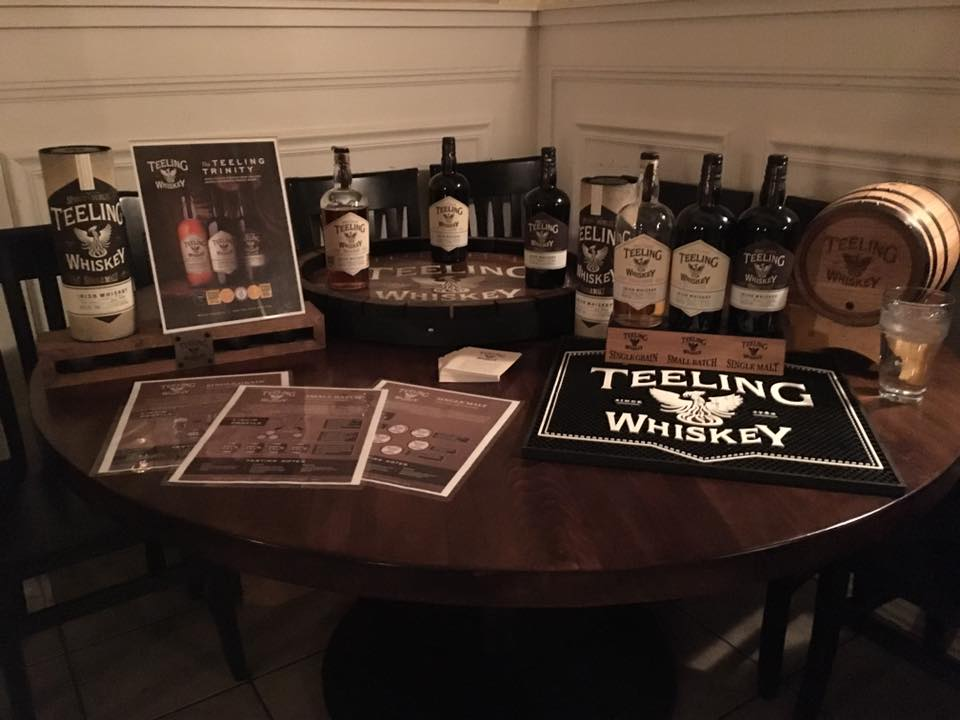 March 20: Irish Whiskey Fest