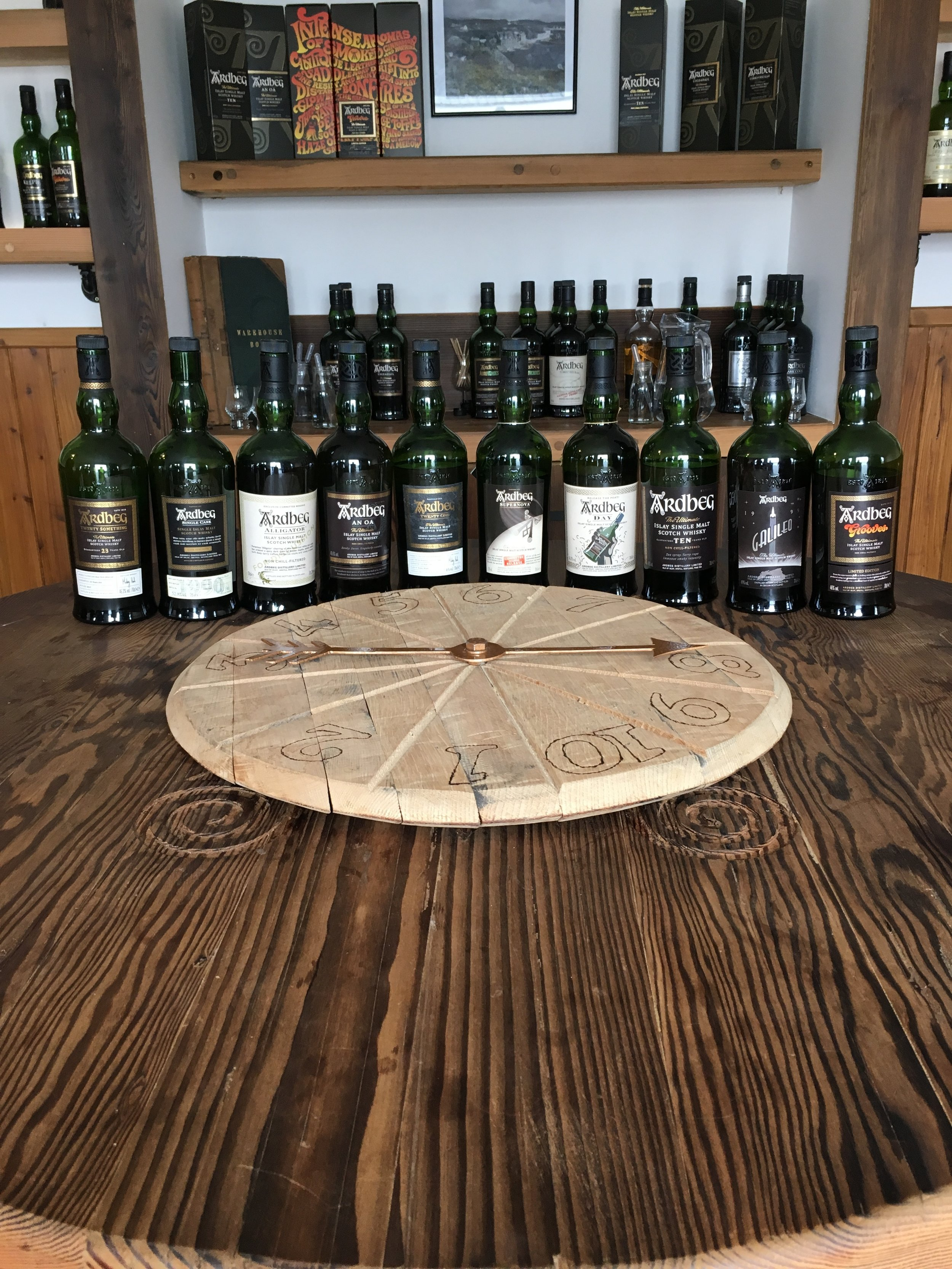 Ten Green Bottles Tasting 2018