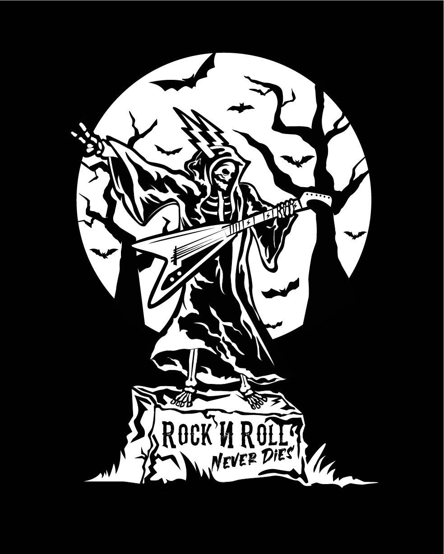 Rock death Deathrock