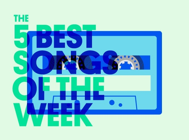 "Stereogum: ""Hungry Ghost"" #1 Best Song of the Week"