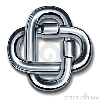 chain-links-symbol-strength-unity-18482930