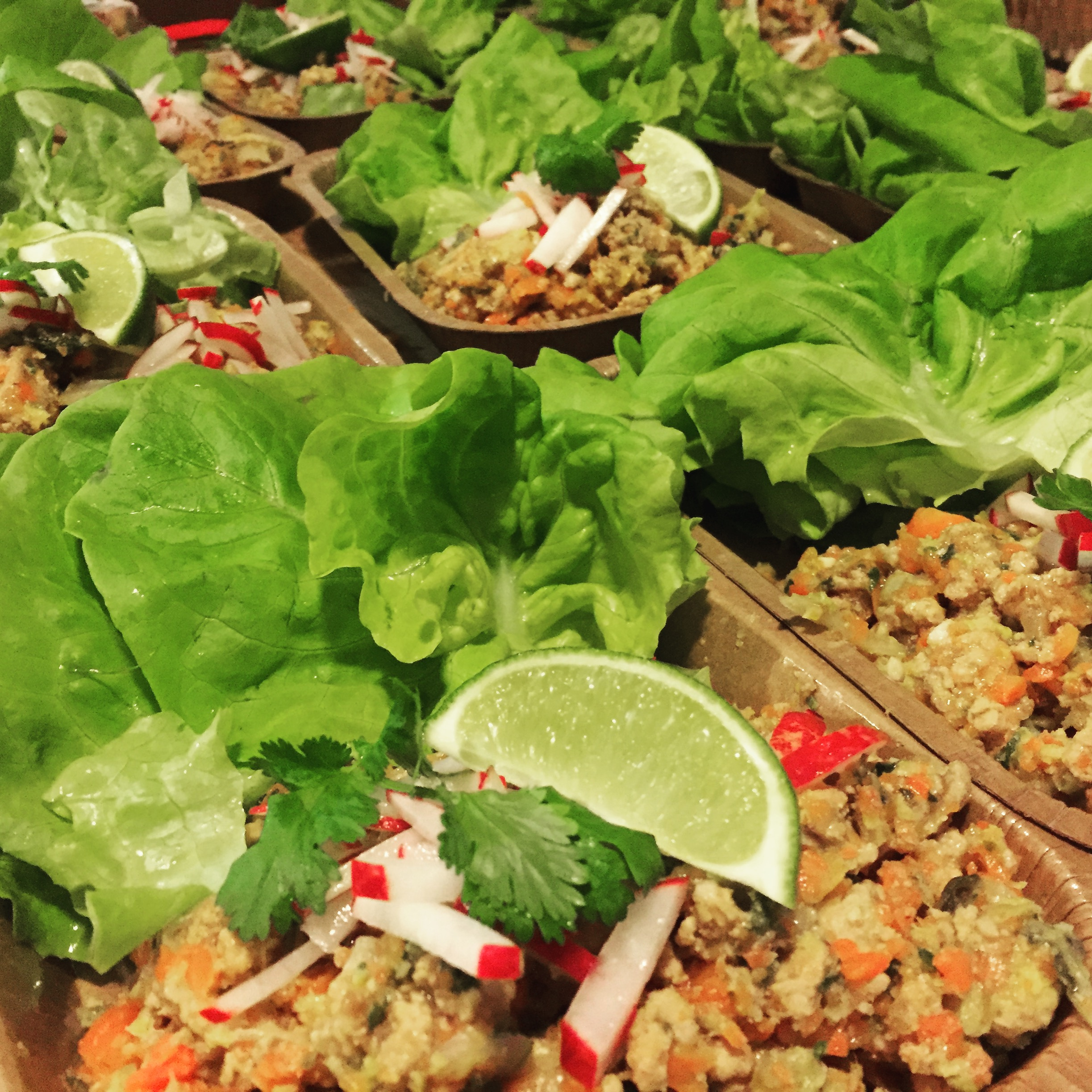 Thai lettuce wraps.JPG