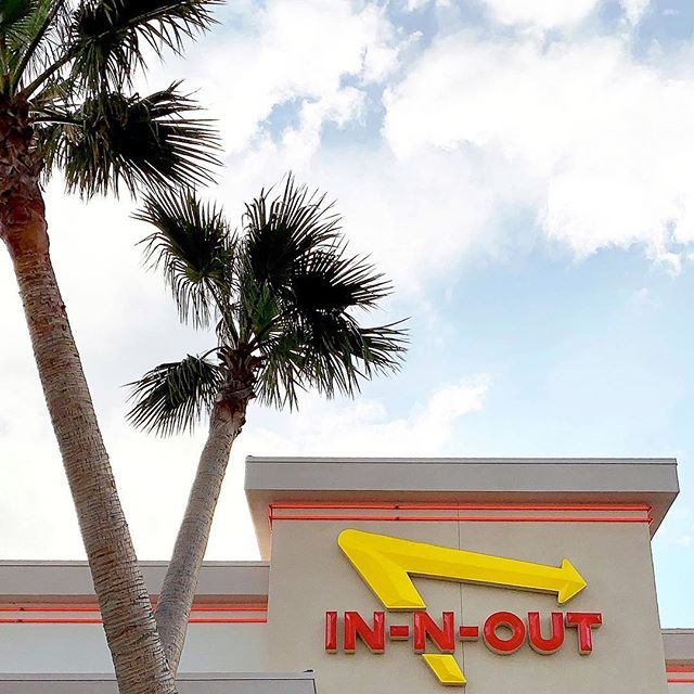 Fave cheat meal...🤤🍔🍟 @innout