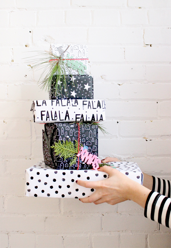 Baba Gift Wrap