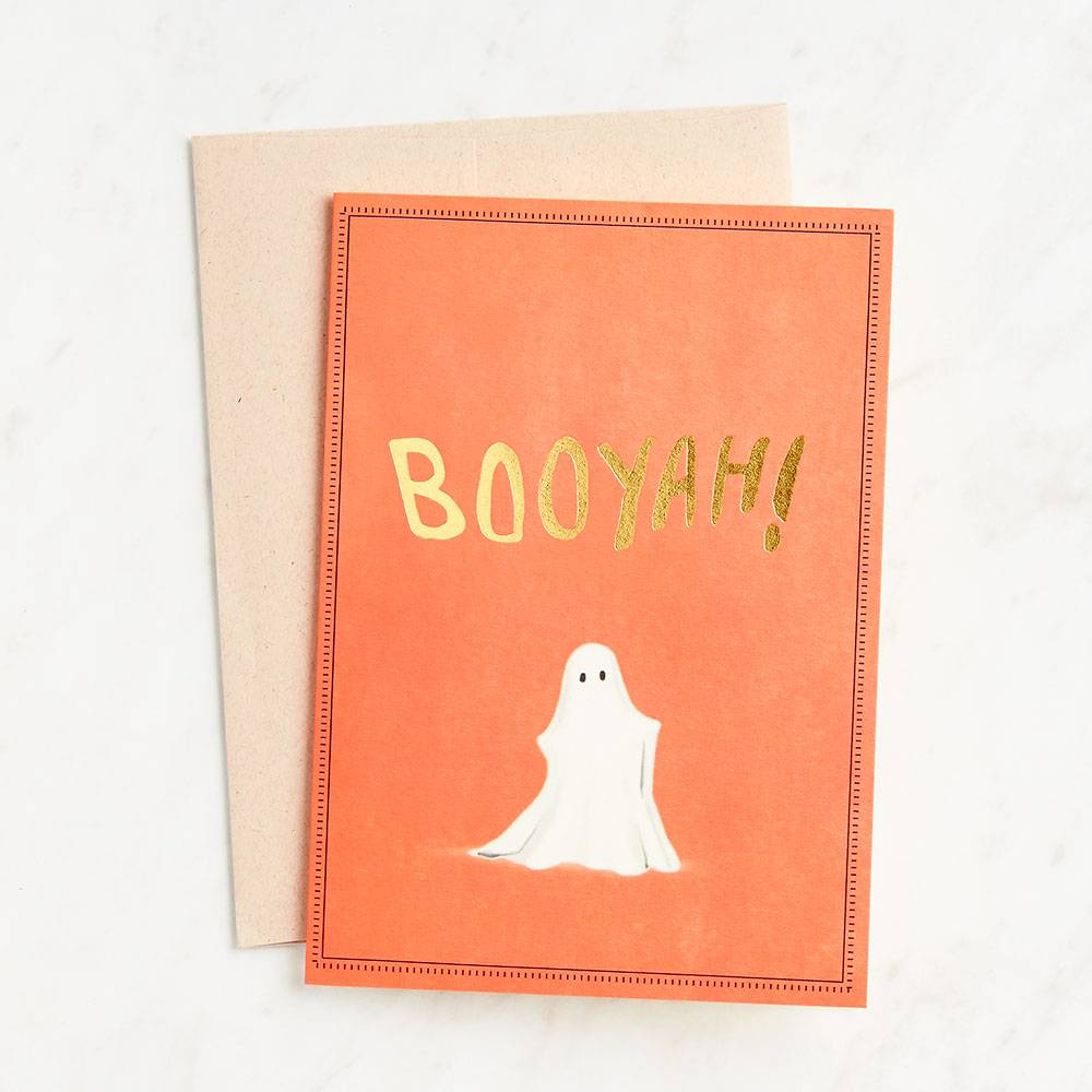 Booyah! Greeting Card