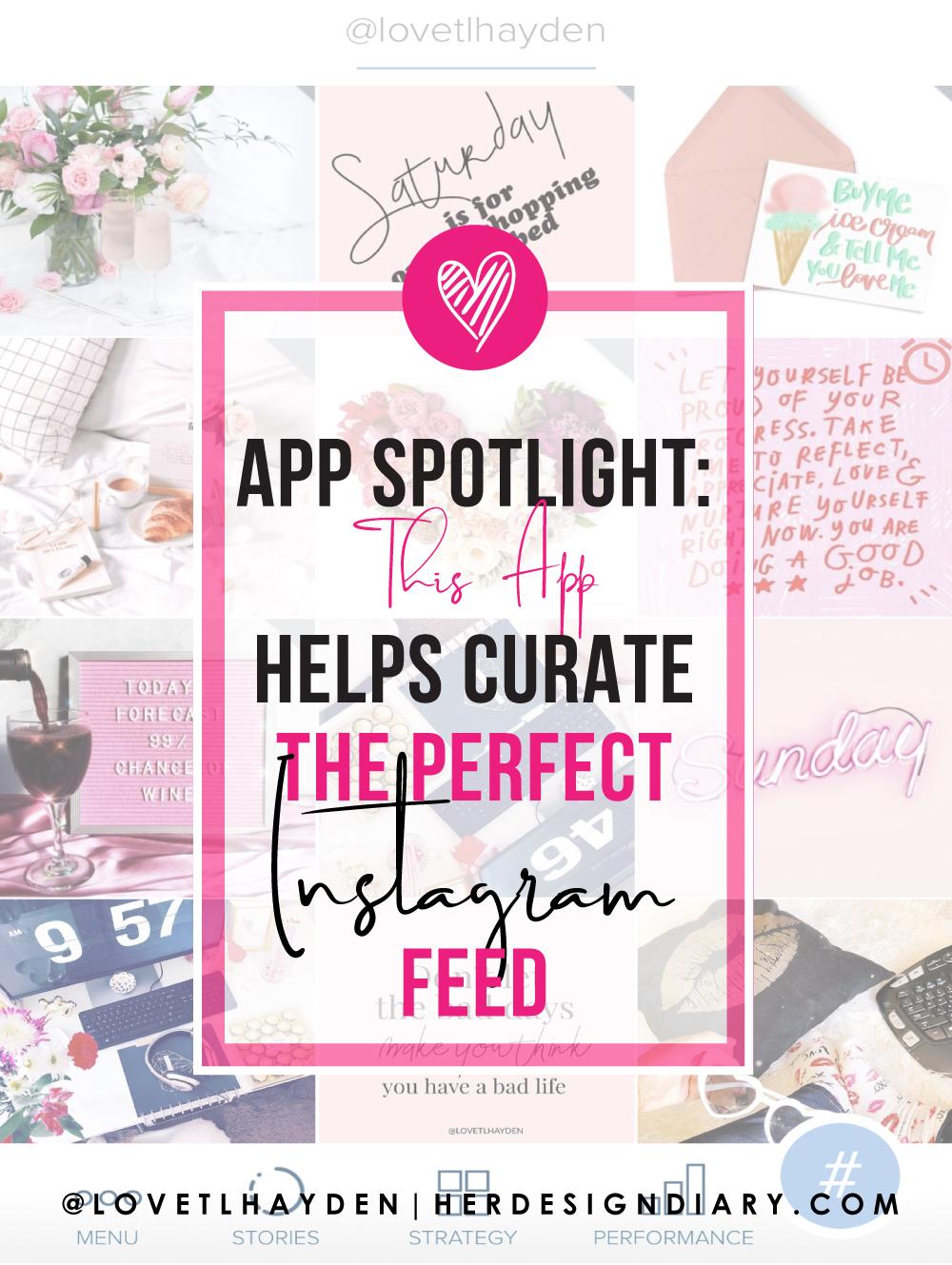 instagram app   lovetlhayden