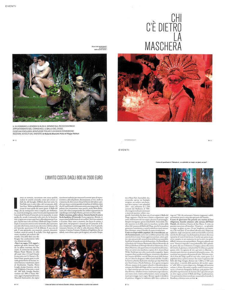 D / La Repubblica