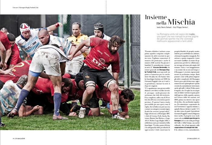 Forli In Magazine