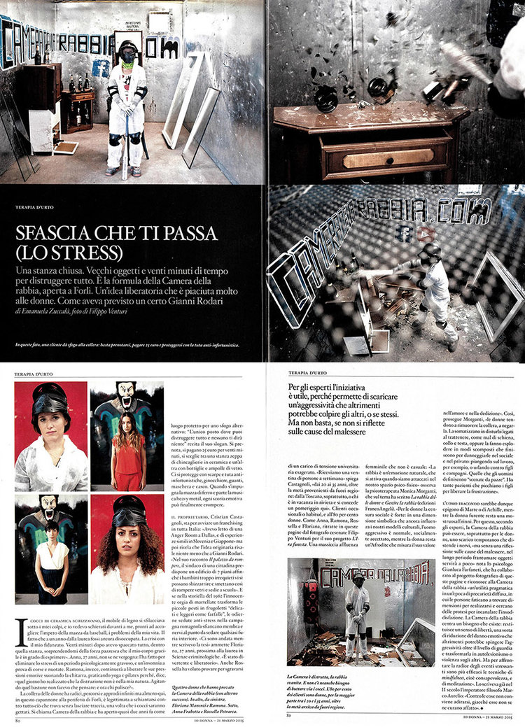 Io Donna / Corriere della Sera