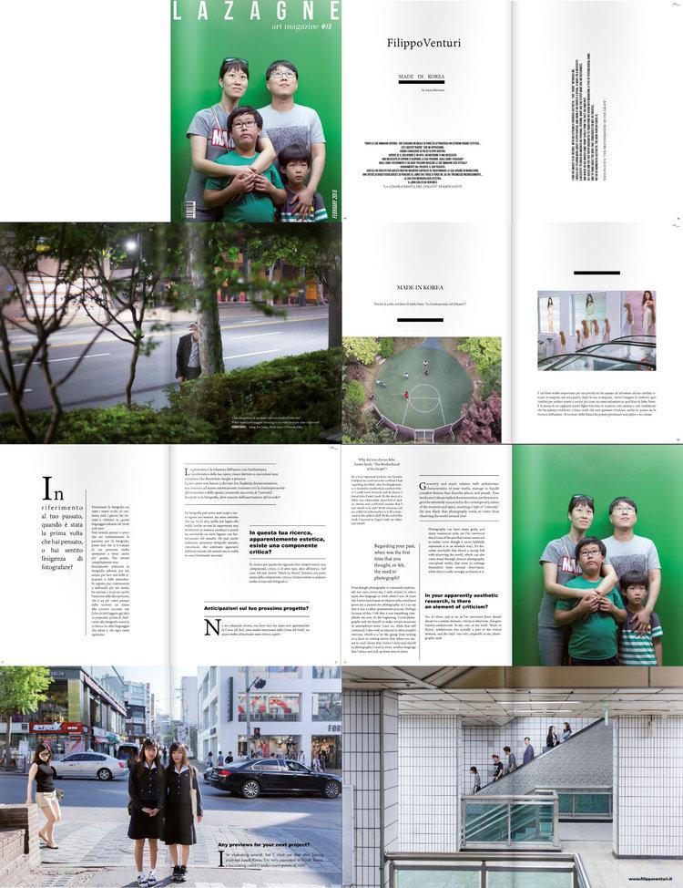 Lazagne Magazine