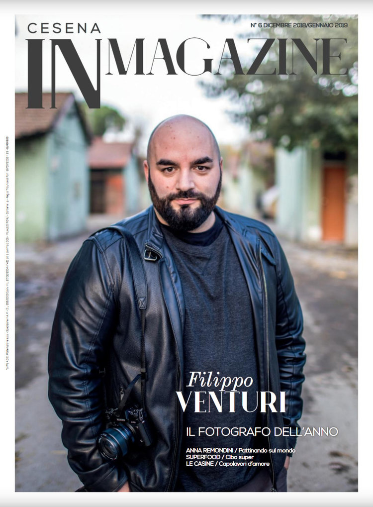Cesena In Magazine