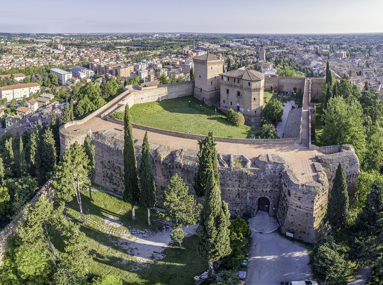 Cesena, Rocca Malatestiana.
