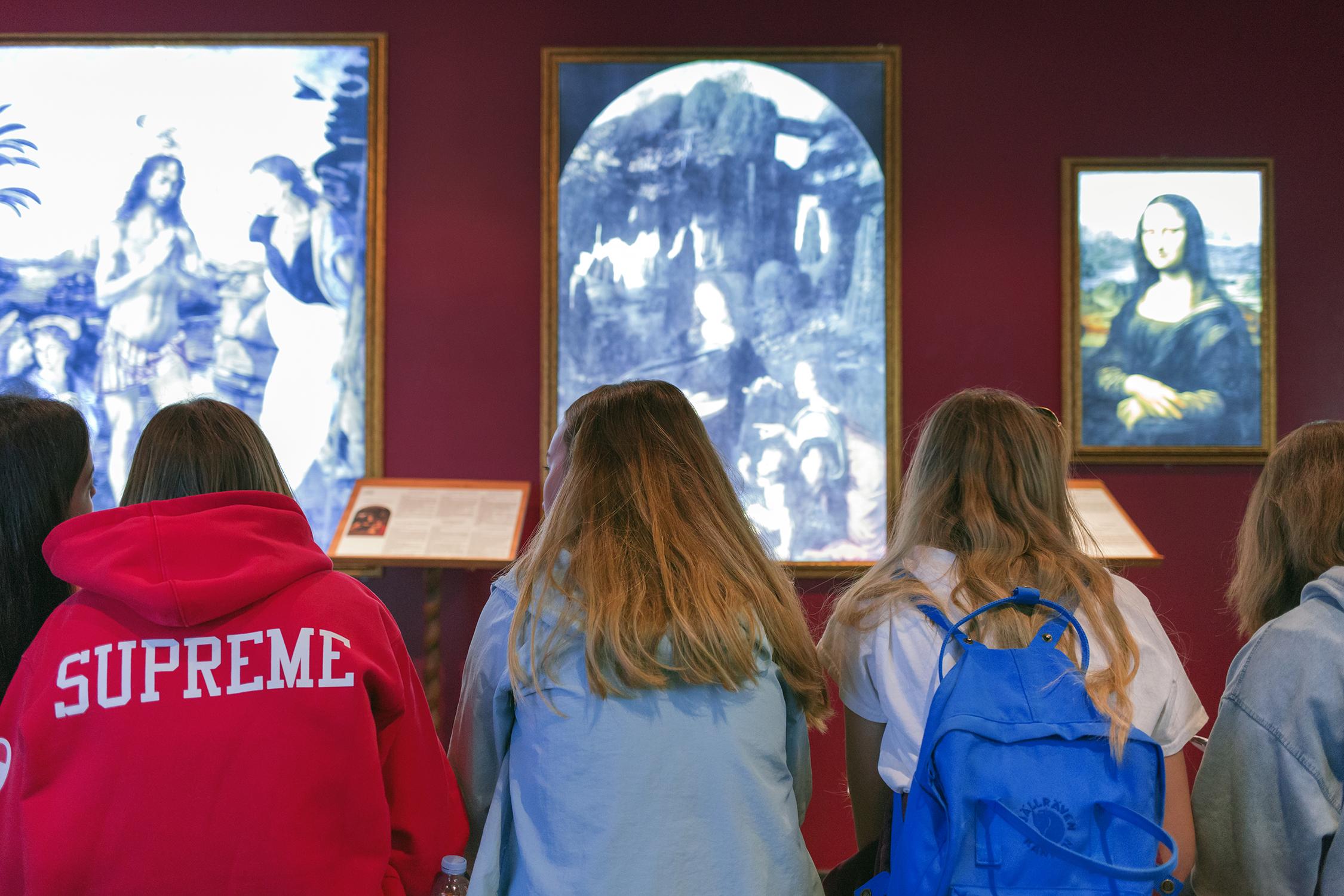 Museo Leonardo da Vinci, situato nel centro storico di Firenze.