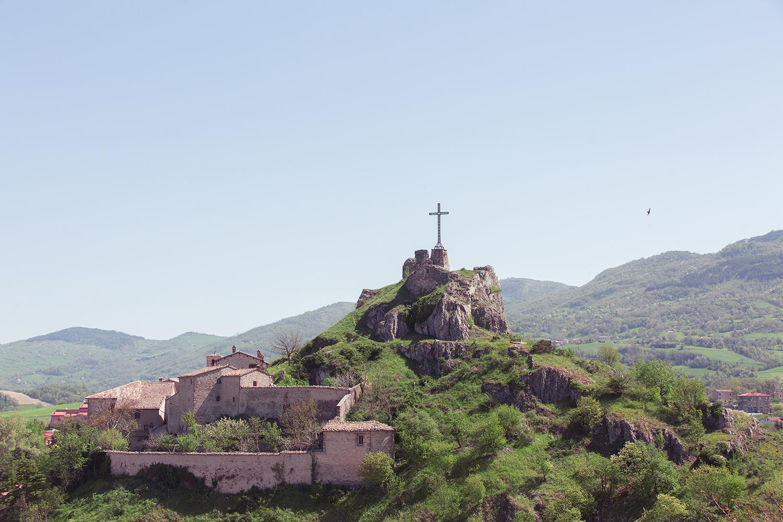 """View-point ufficiali sui paesaggi de """"La Gioconda""""."""