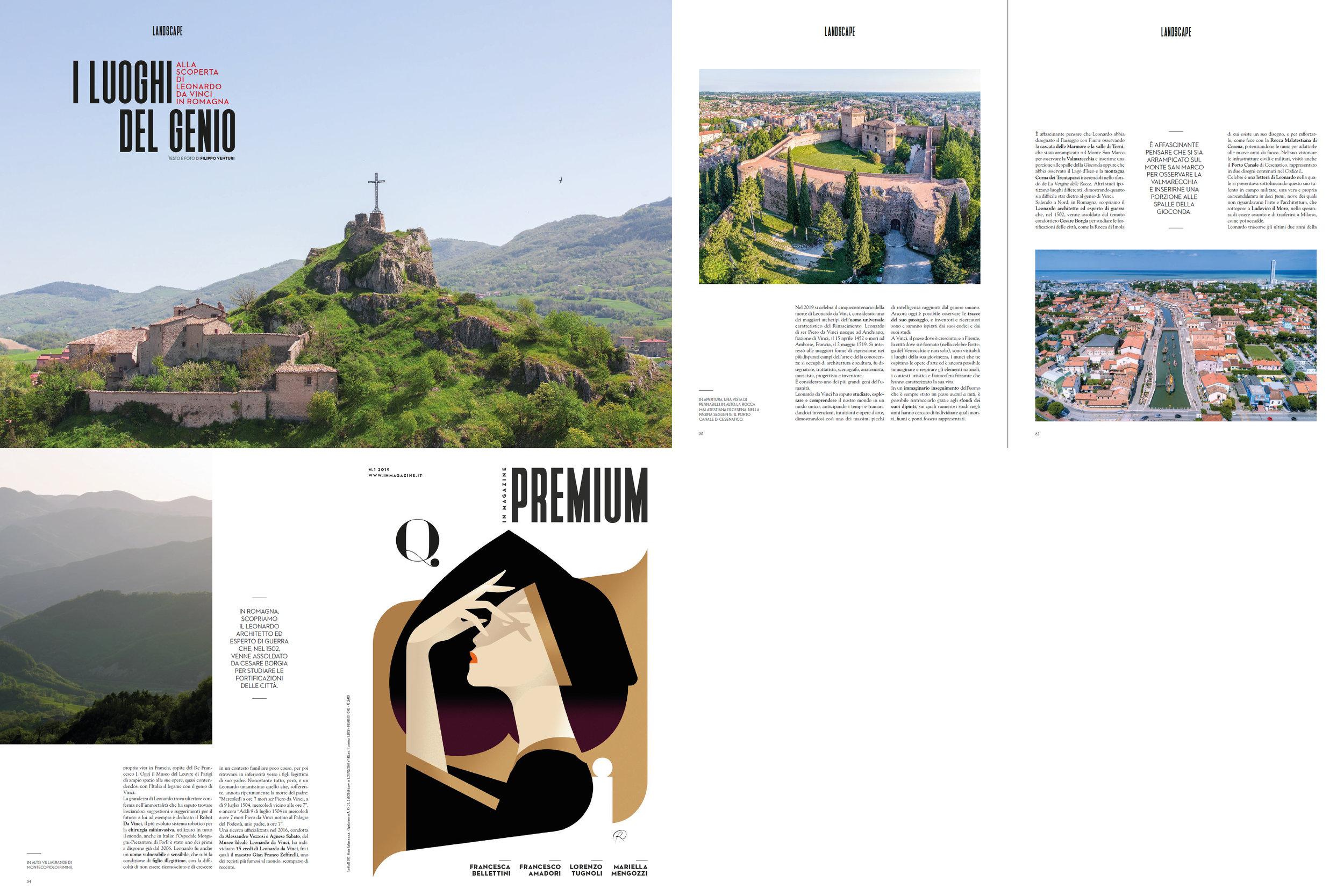 Premium In Magazine