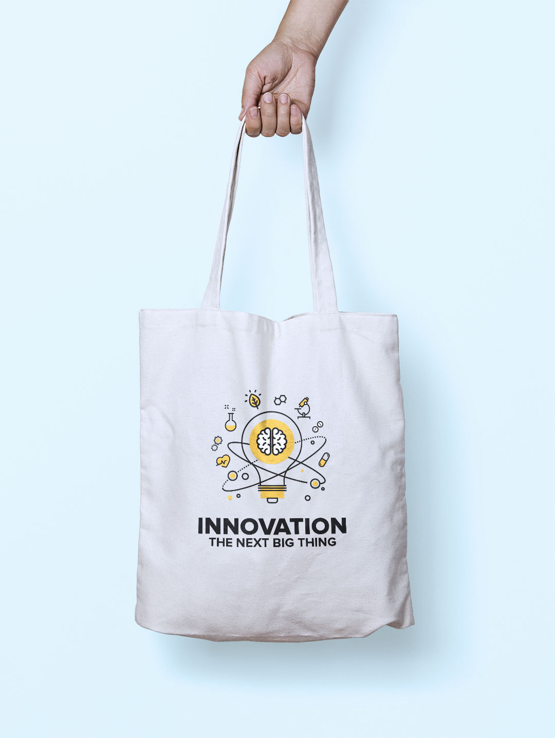 Event Branding Design Manly - Tote bag design