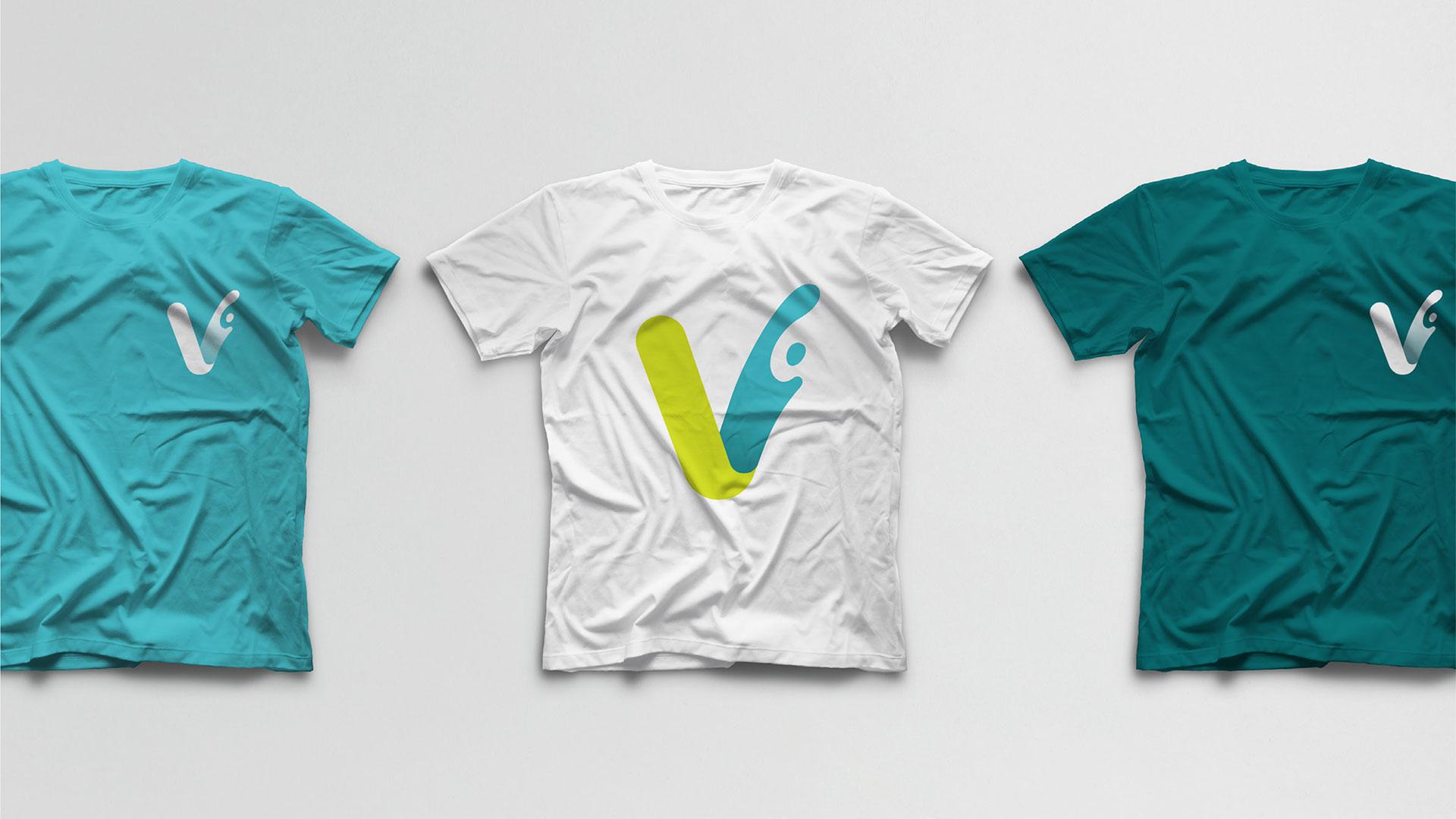 Vivere t-shirt design