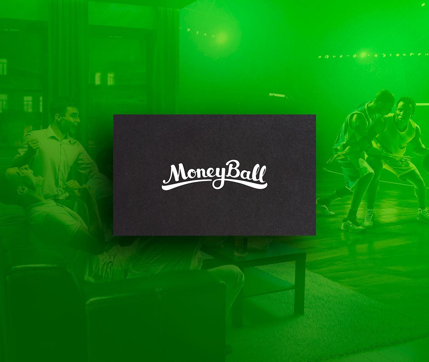 Moneyball logo design hero image