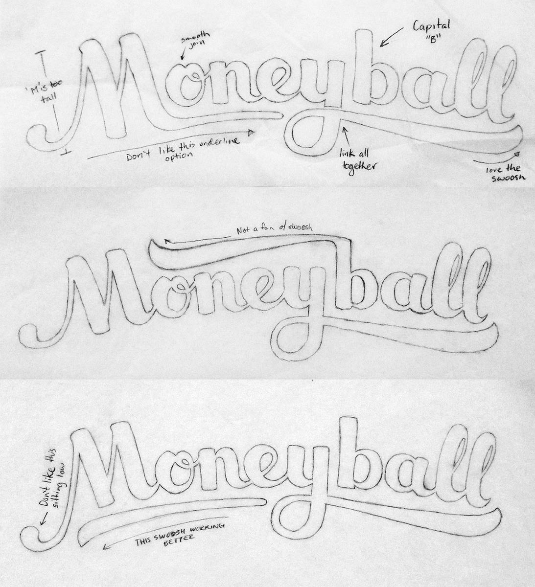 Moneyball work in progress