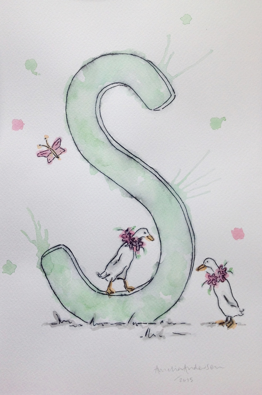 S is for........ Sybil!