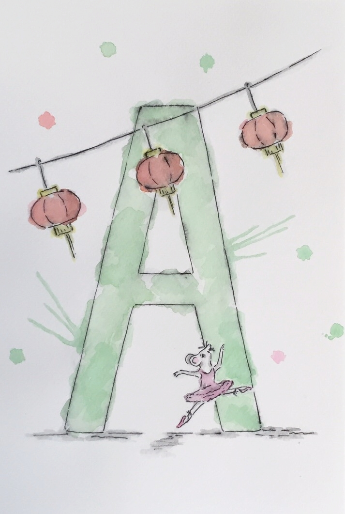 A is for......... Amelia!