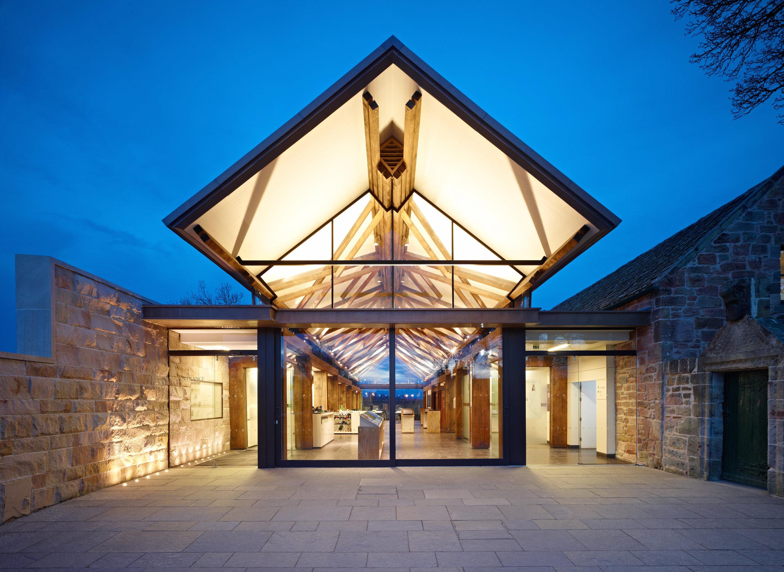 Visitor Centre, Roslin
