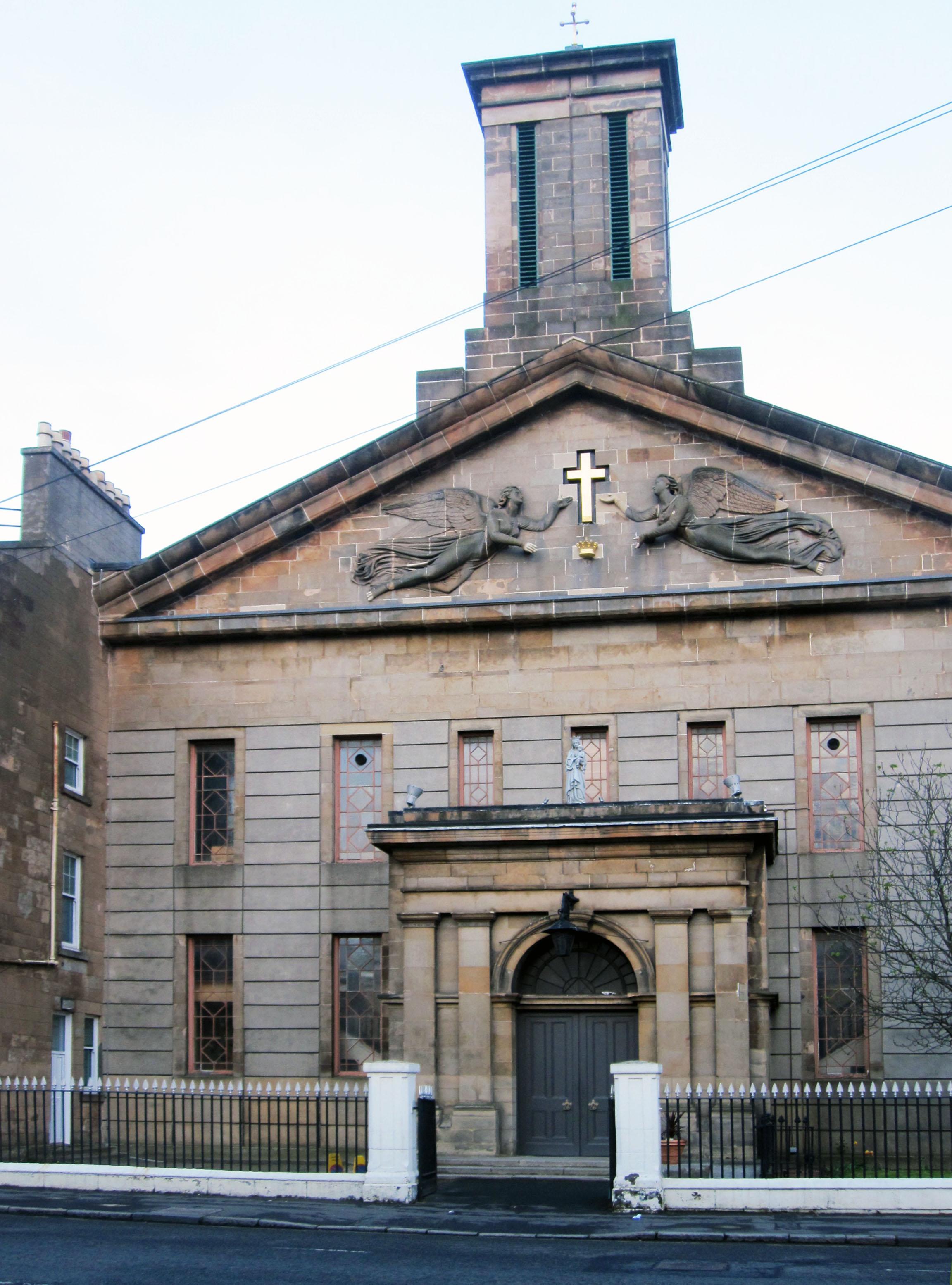 St Mary's, Glasgow
