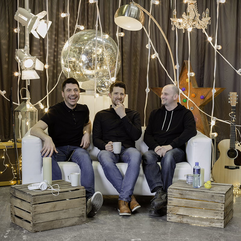 Management and Sales     Scott Hannaway - Sales manager  Gary Mahone - Managing and creative director  Steve Martin - Production director