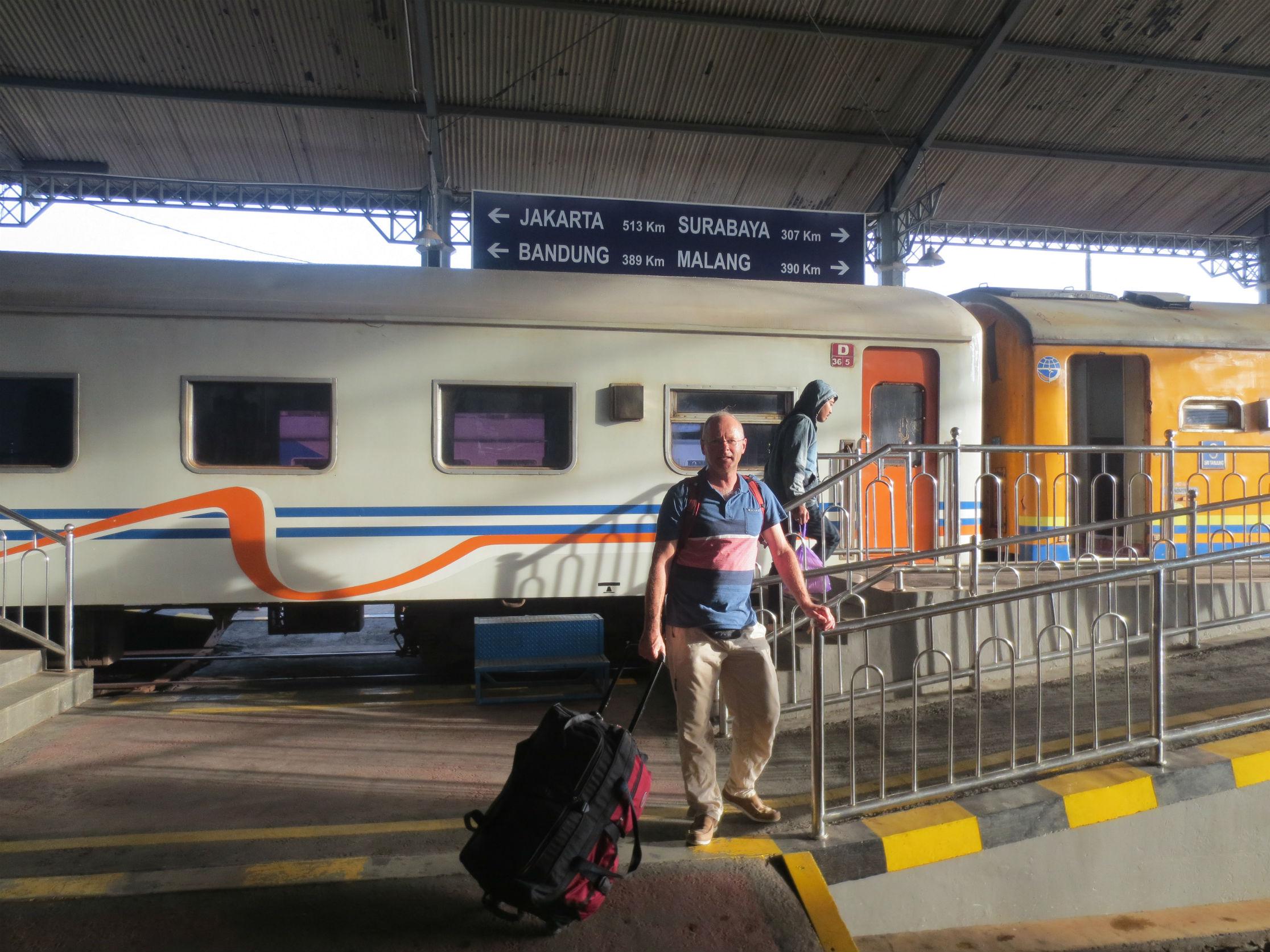 Yogyakarta Train Station