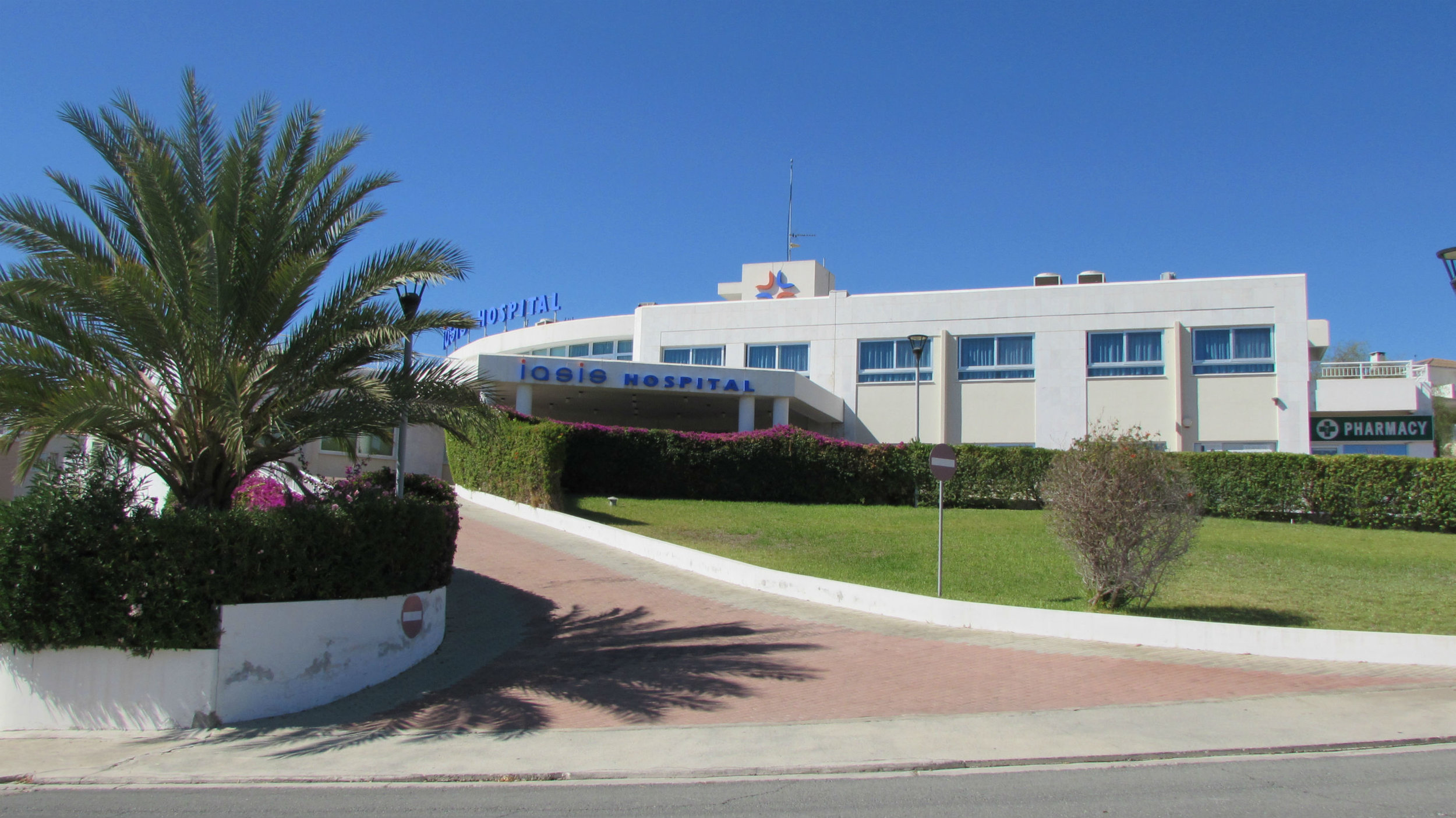 Private hospital in Paphos