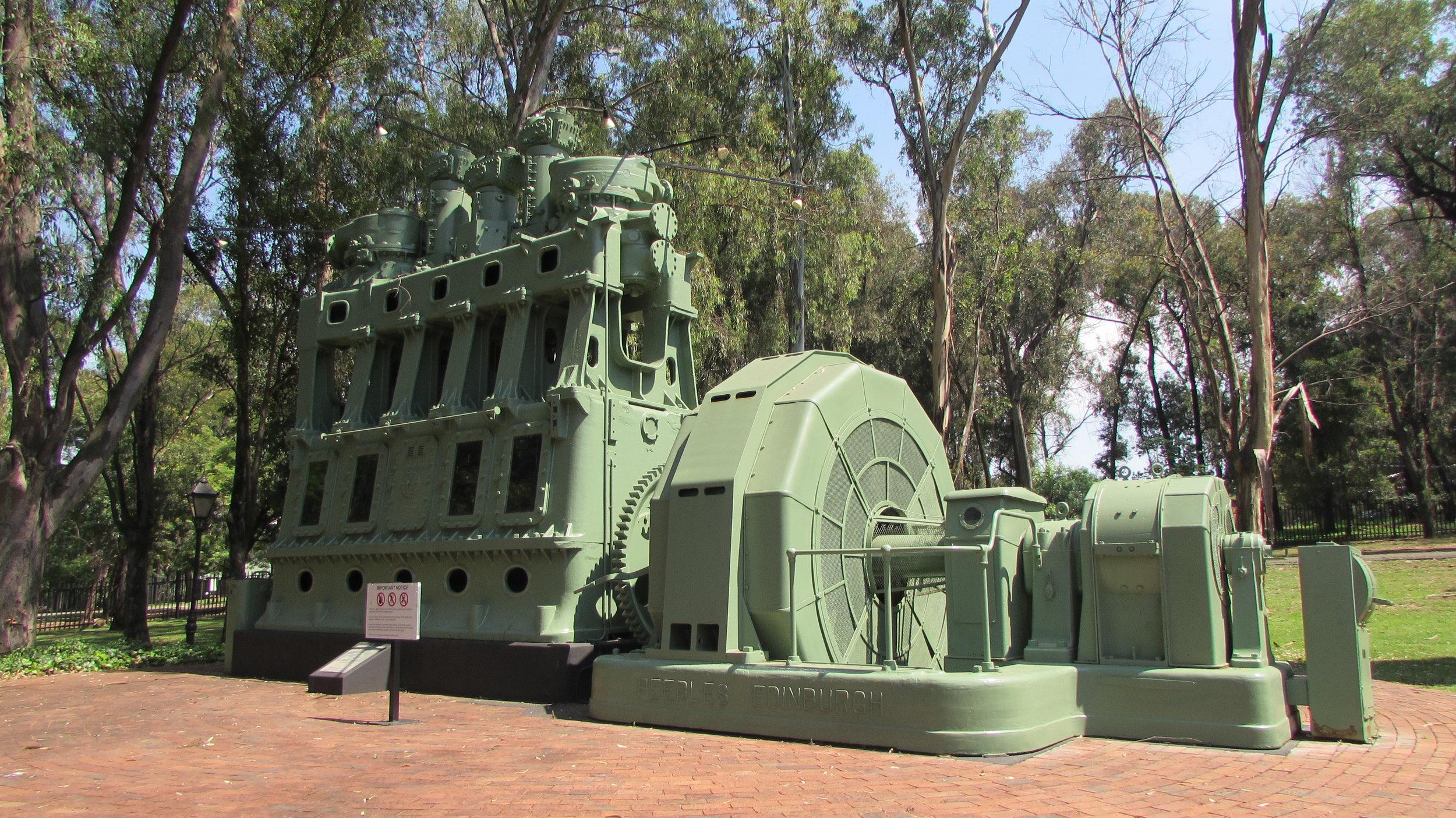 Ammonia 2 compressor