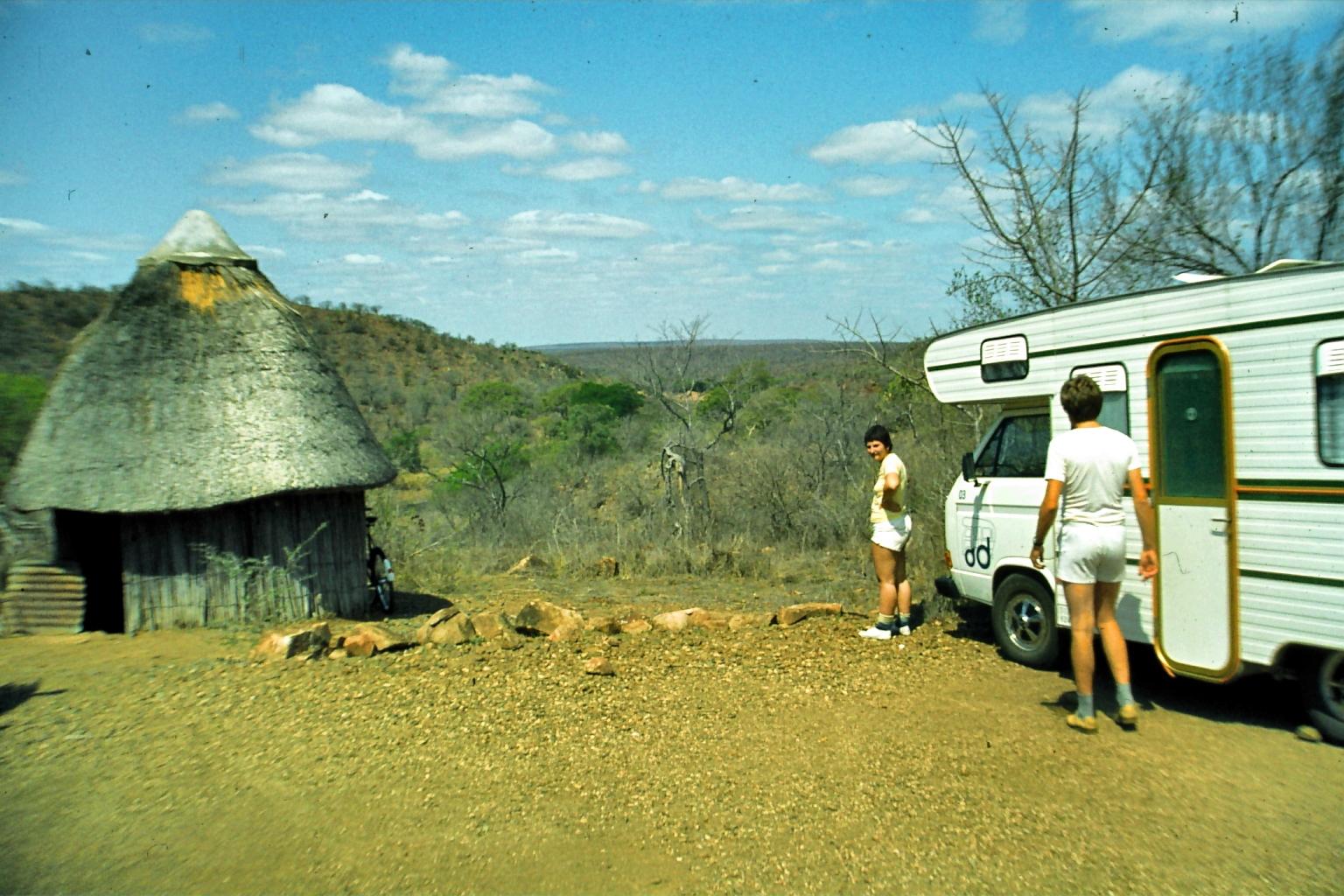 1983  Kruger National Park, South Africa