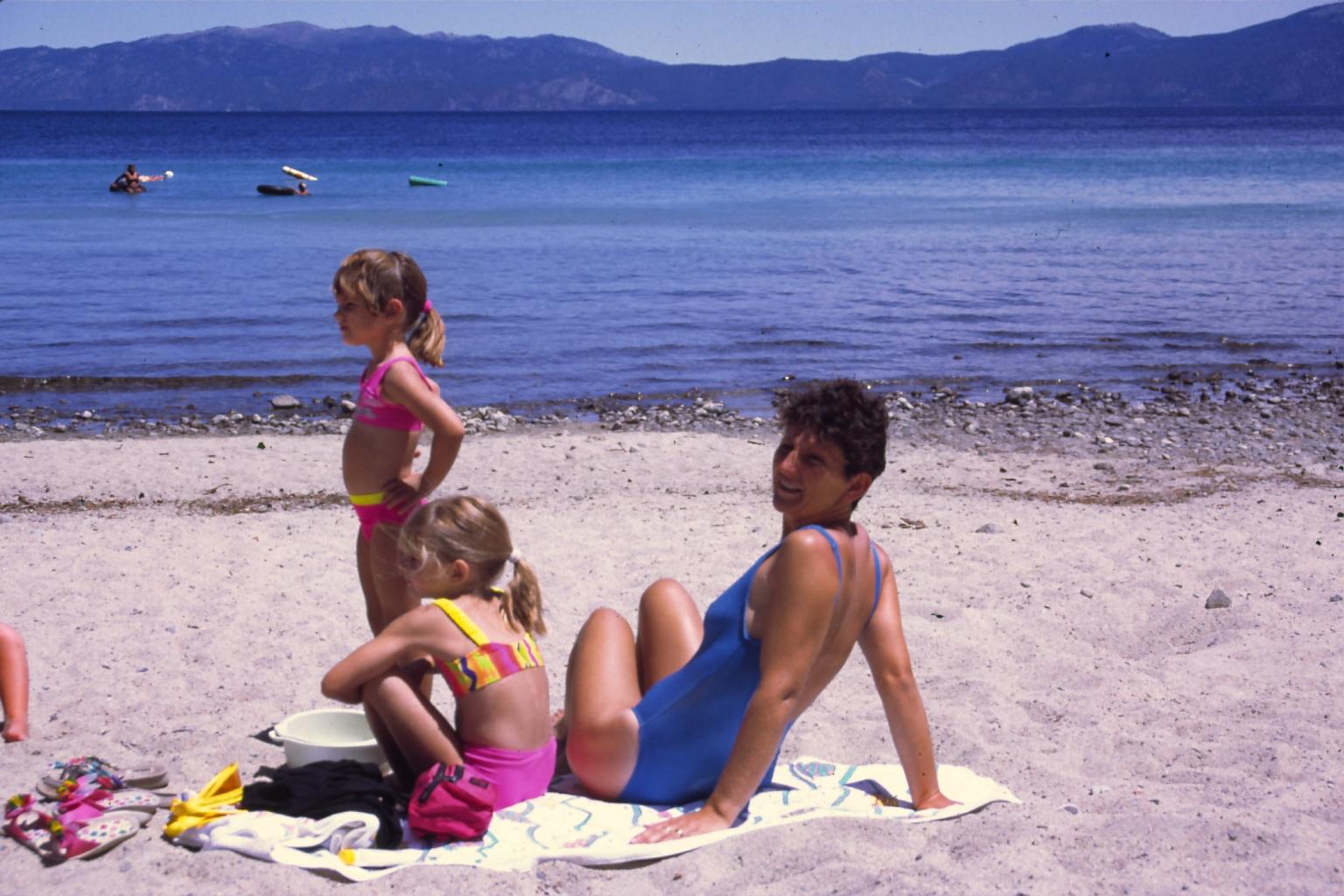 1992  Lake Tahoe