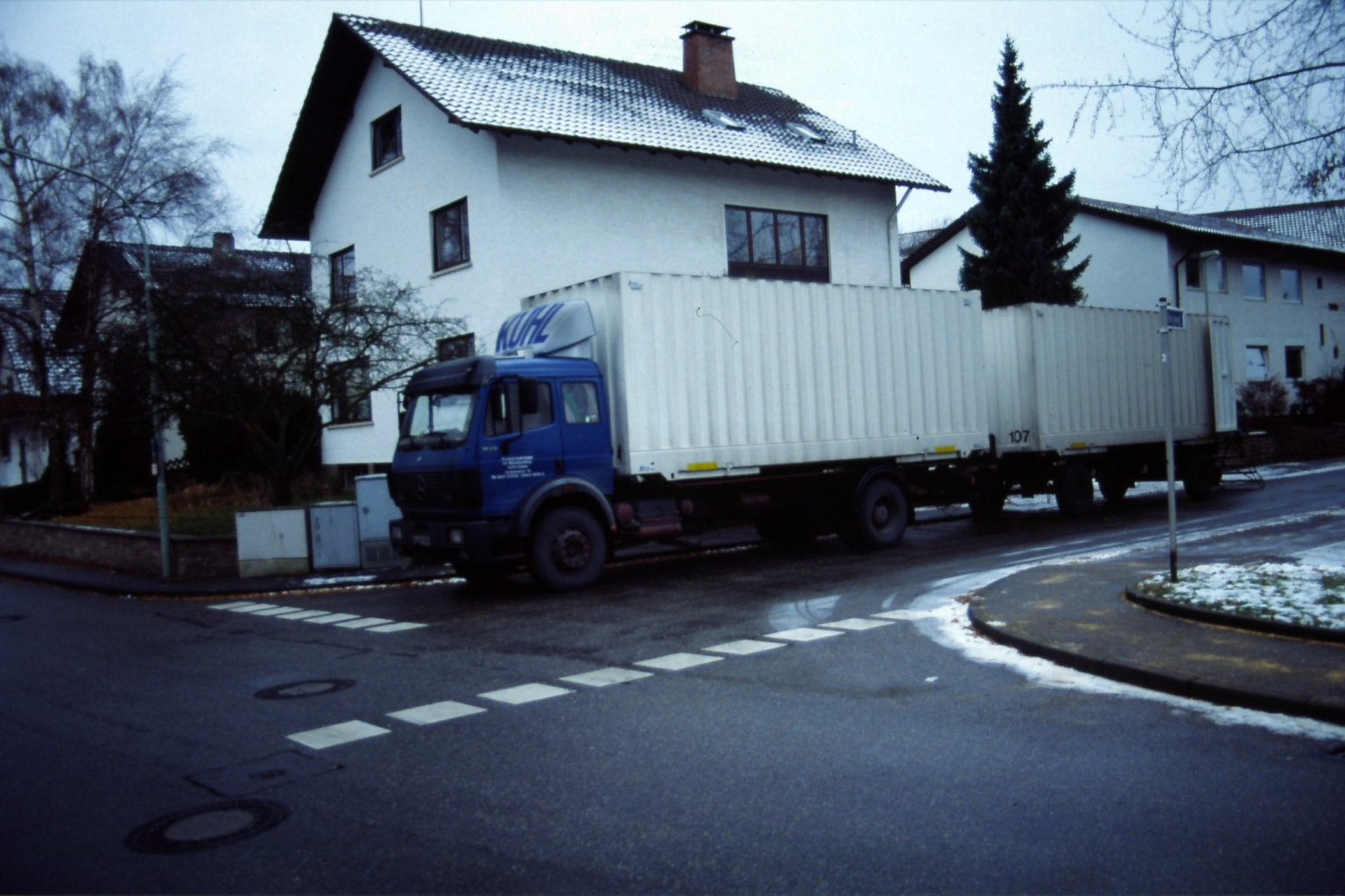 1993  Moving from Texas to Black Forest, Germany