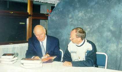 2000  Ex president De Klerk