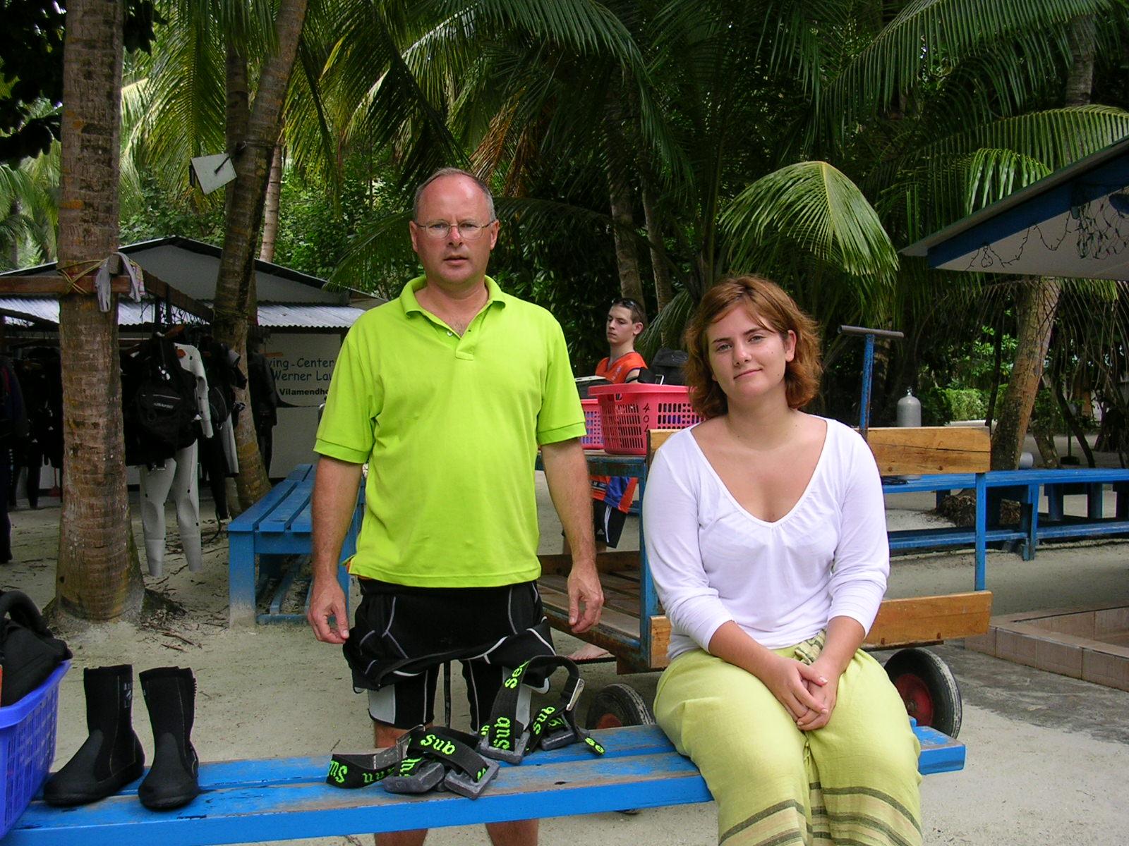 2006  Scuba Diving in Maldives