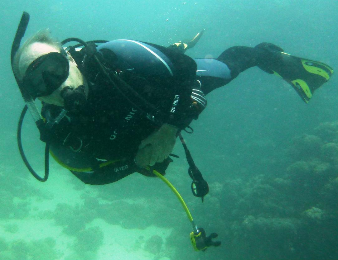 2013  Scuba Diving in Red Sea
