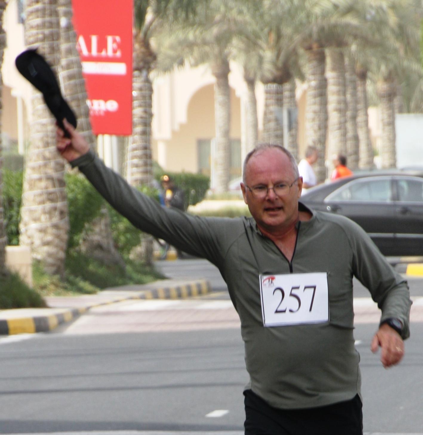 2015 Bahrain half marathon