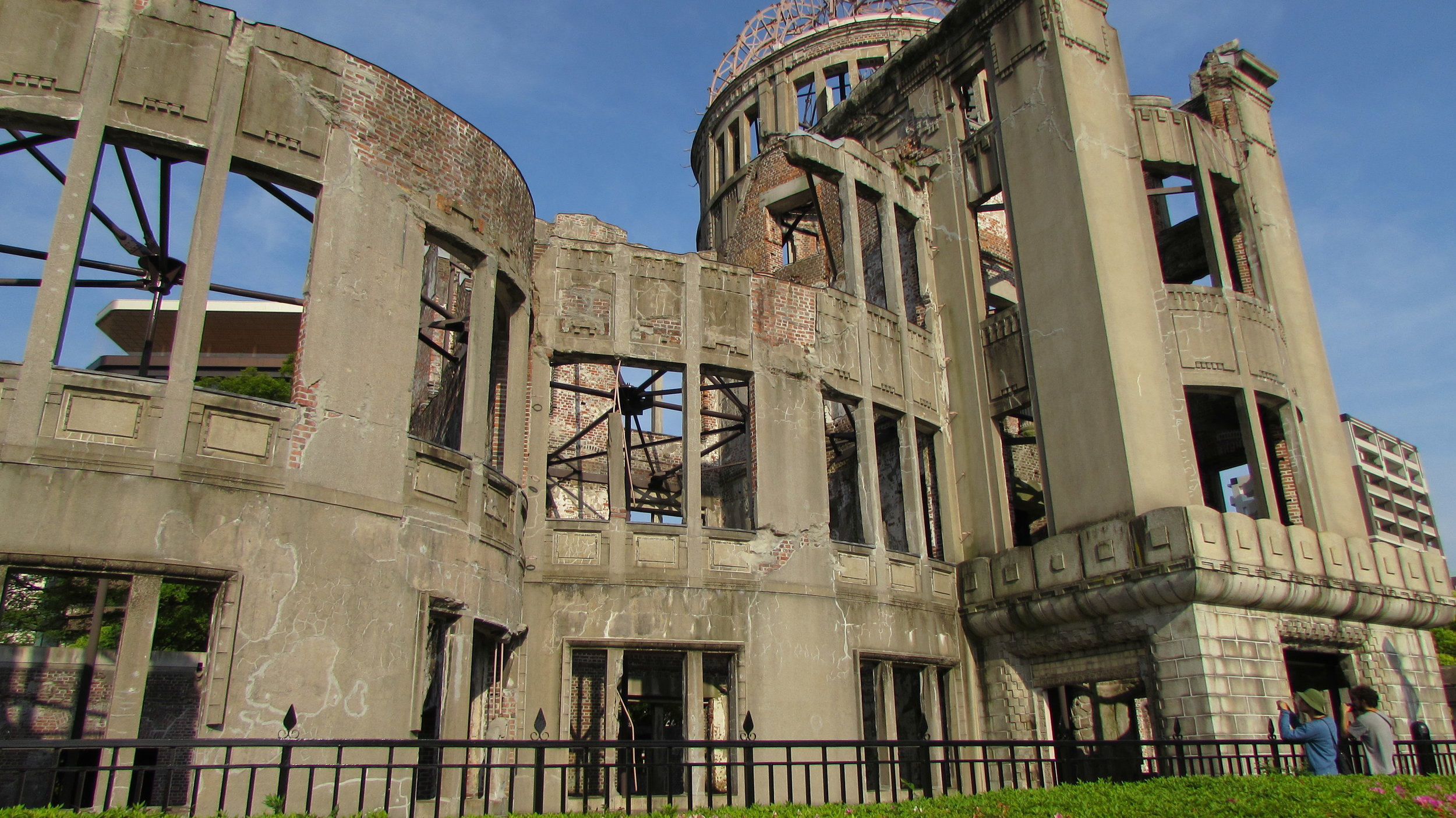 The atomic dome was closest to Ground Zero