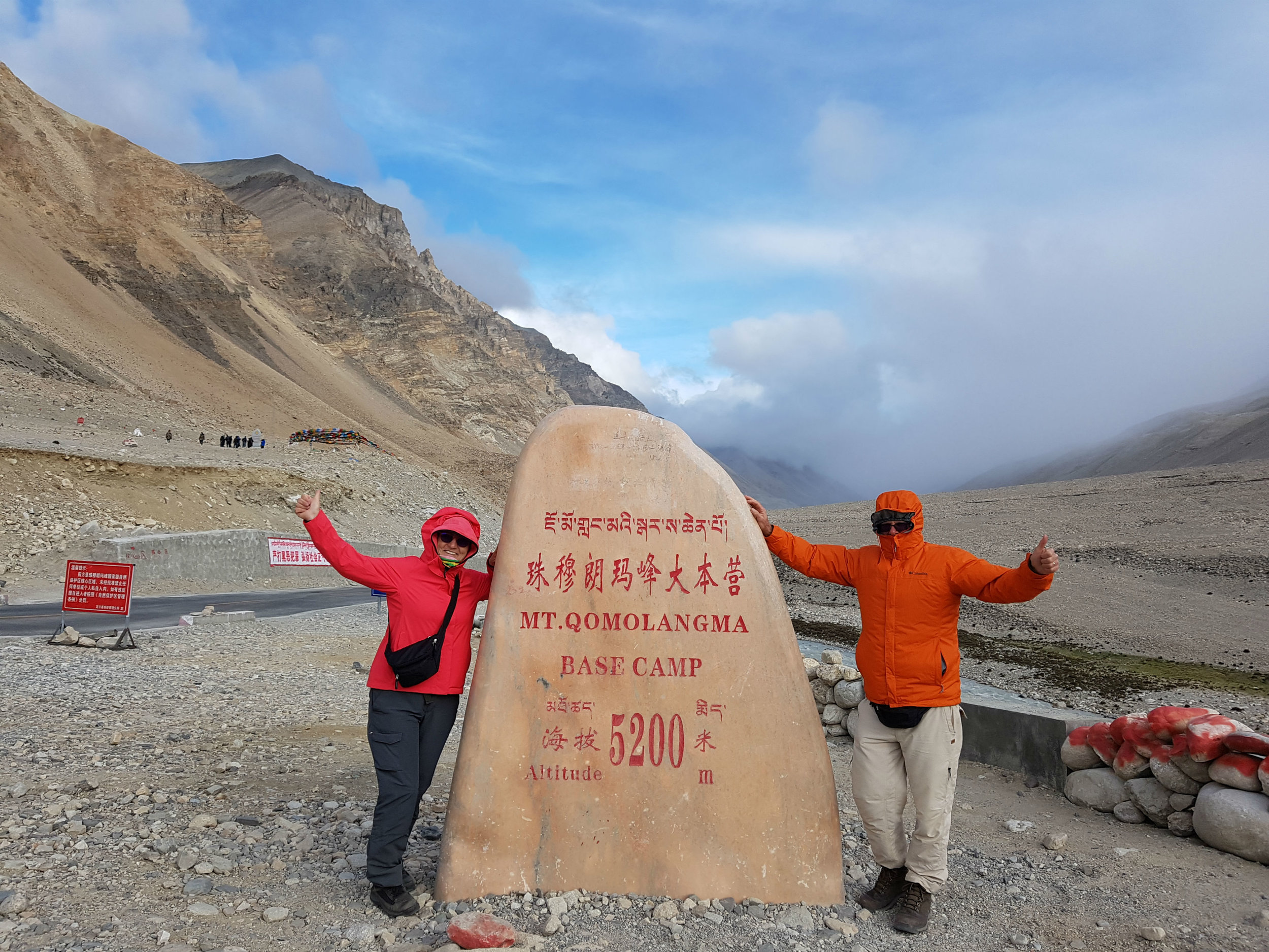 We did it. - Everest Base Camp -