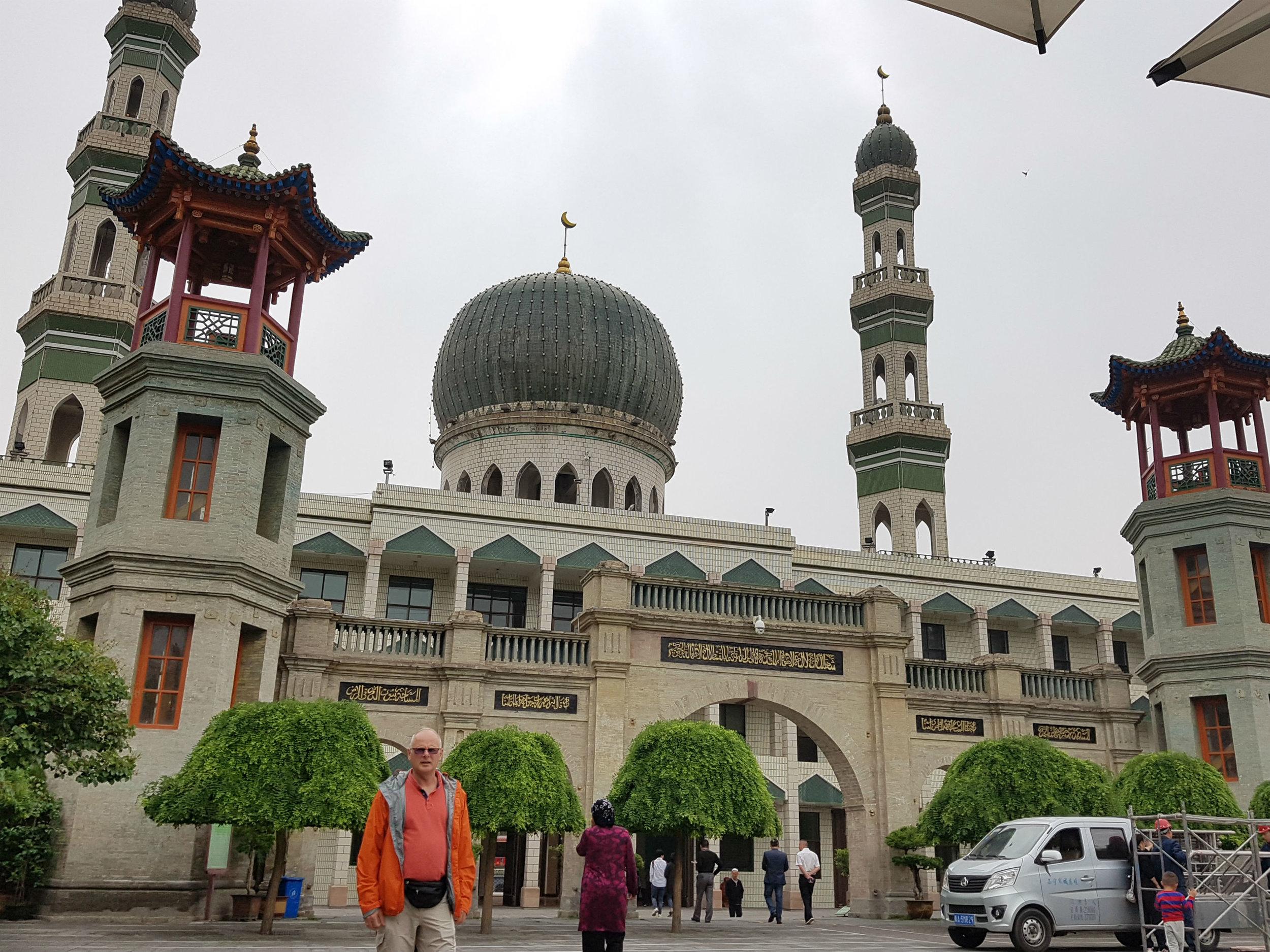 Dongguan Grand Mosque in Xining