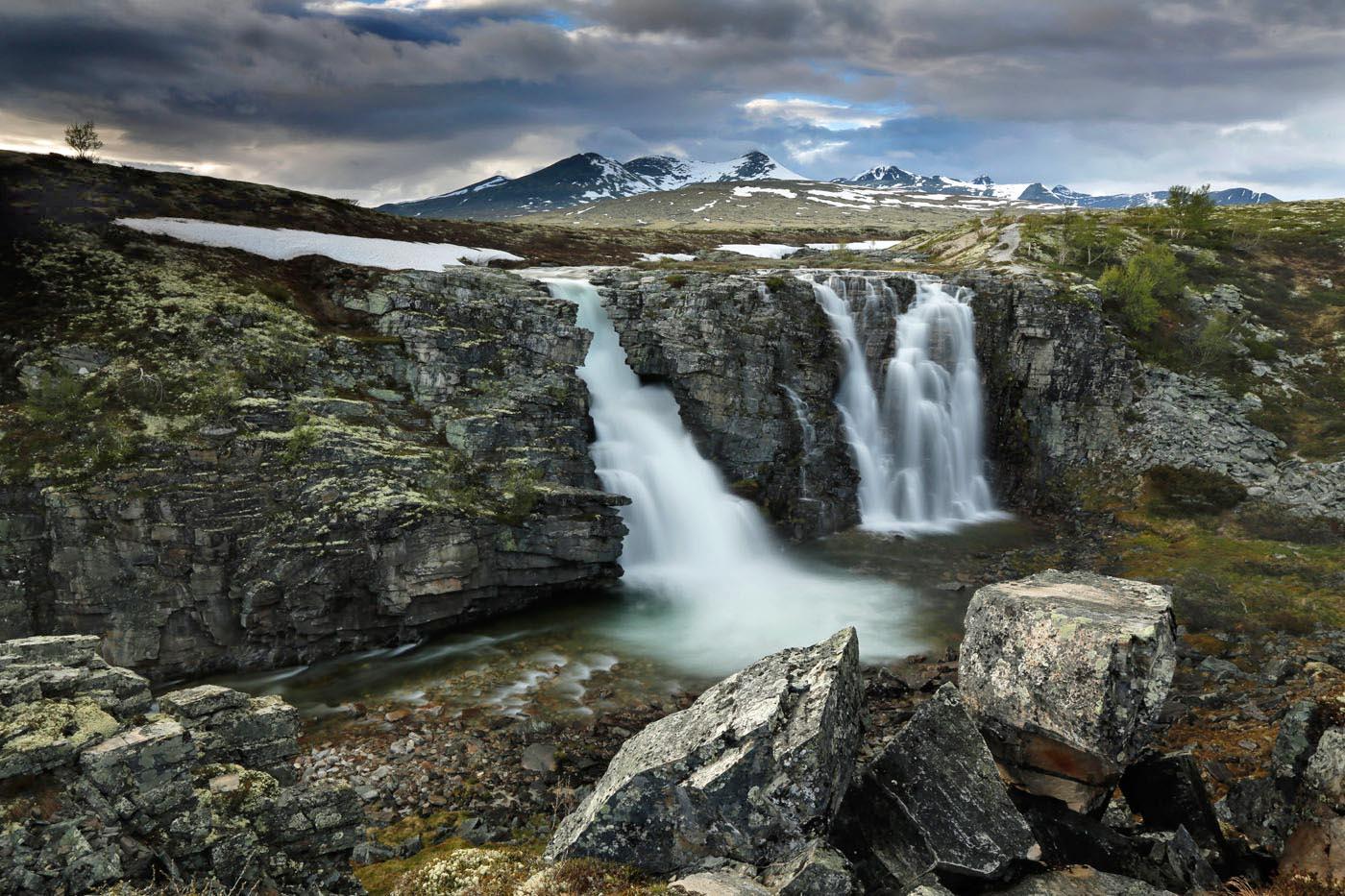 Turen i år går til Rondane