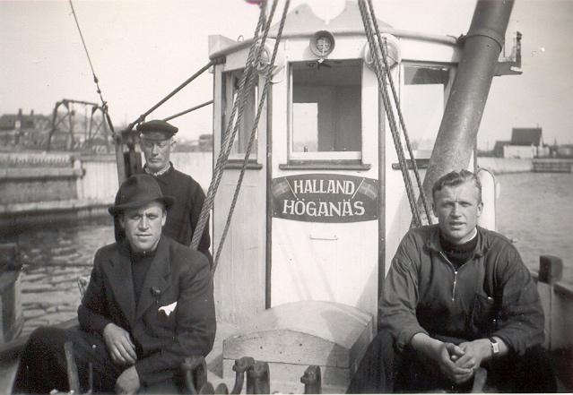 HALLAND, Lauritz Andersen, Johannes Andreasen och Peter Andersen.jpg