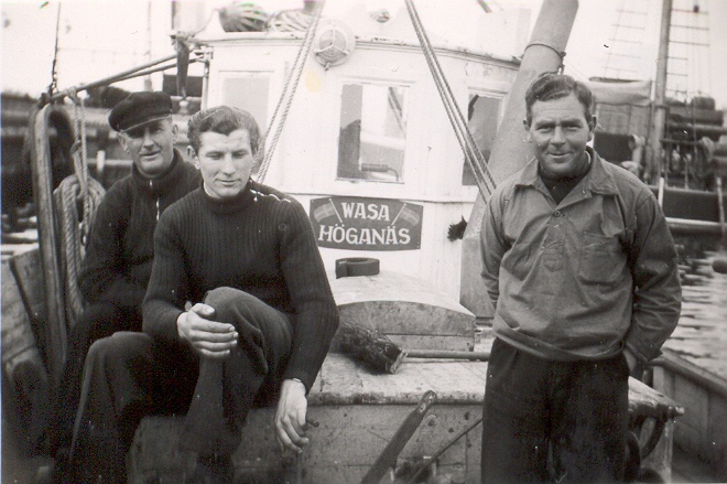 WASA, Hilbert Pedersen, Leif Pedersen och Victor Andersen.jpg