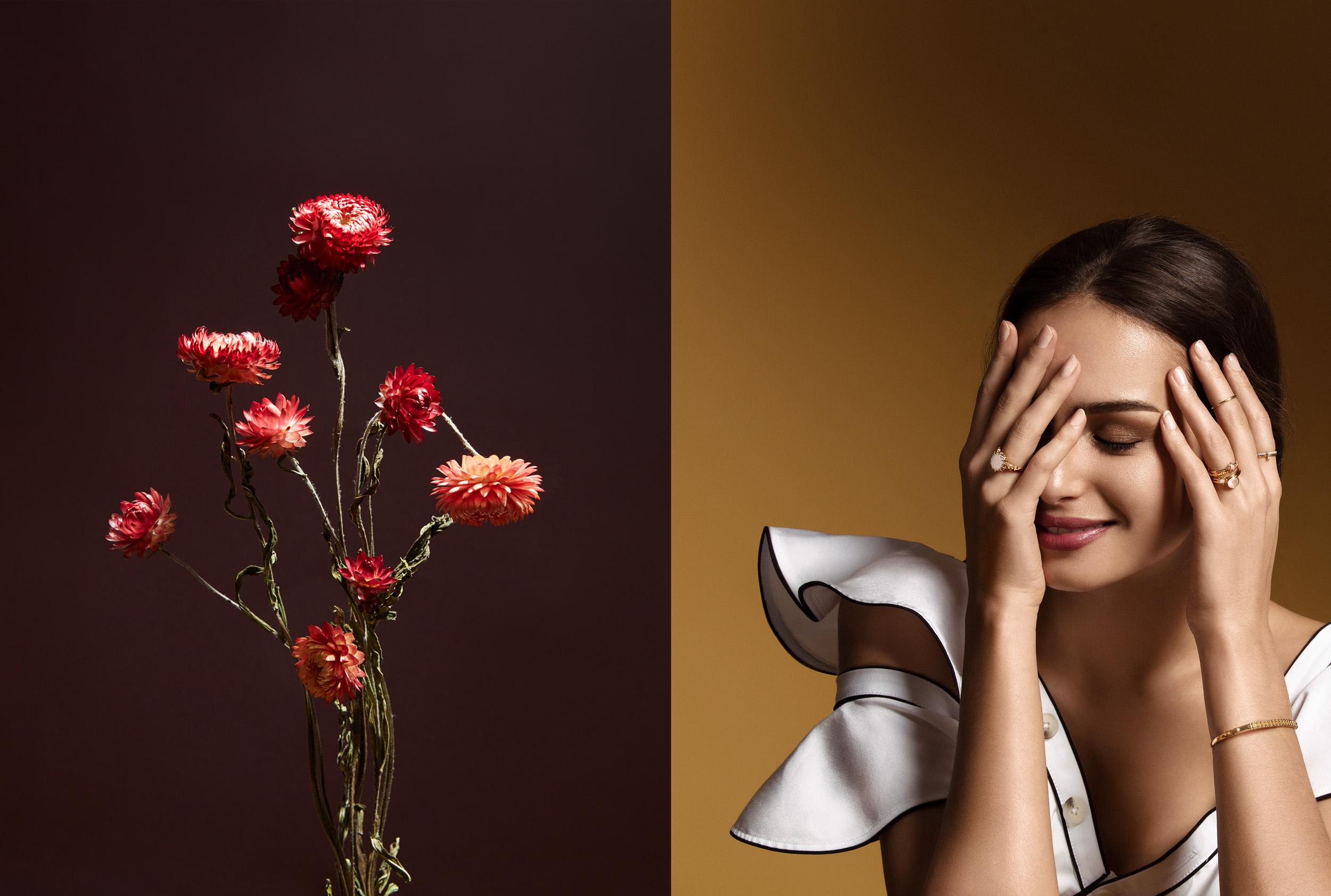 ASTLEY CLARKE | Floris Collection Campaign