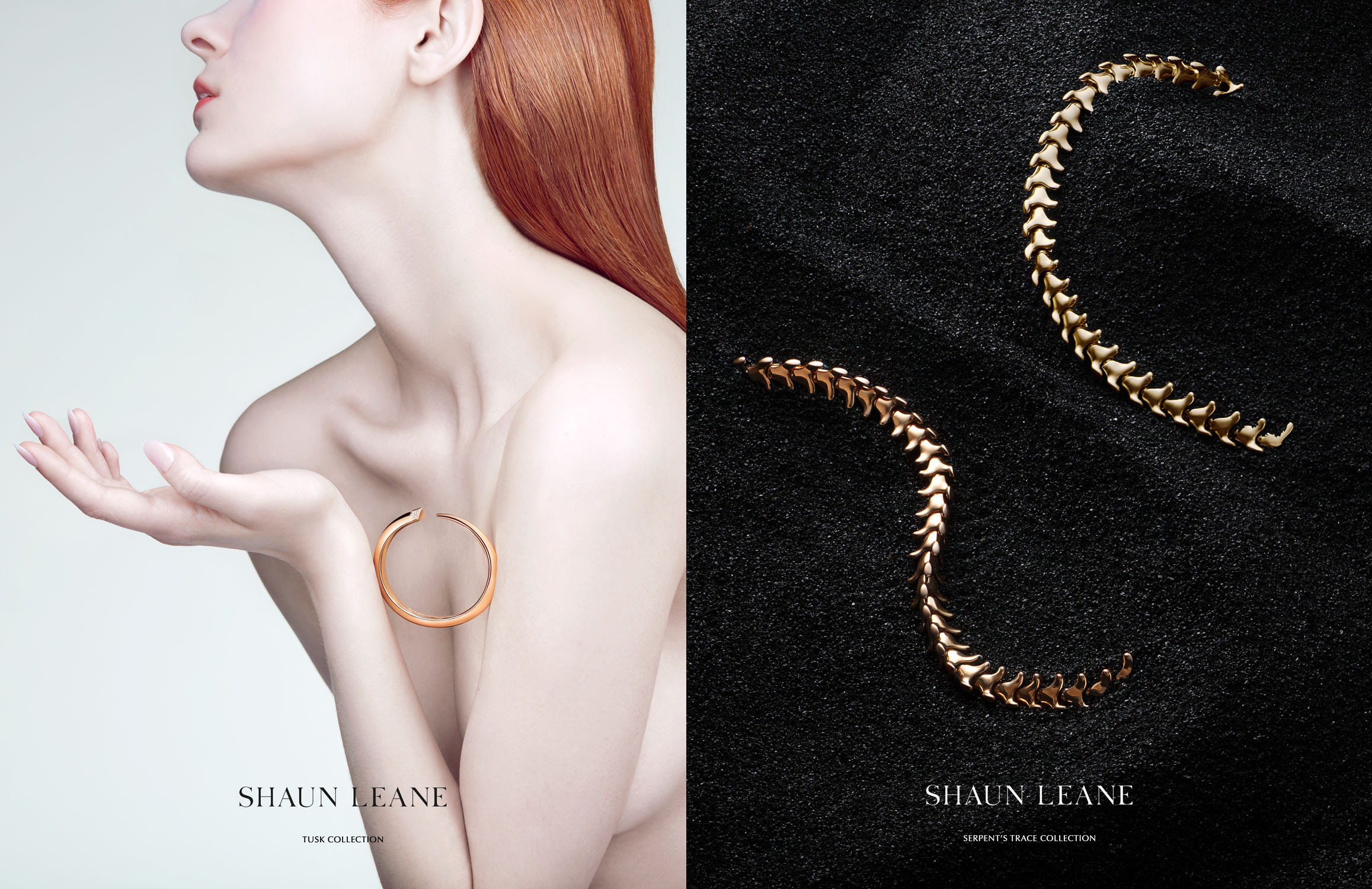 SHAUN LEANE | Jewellery Campaign