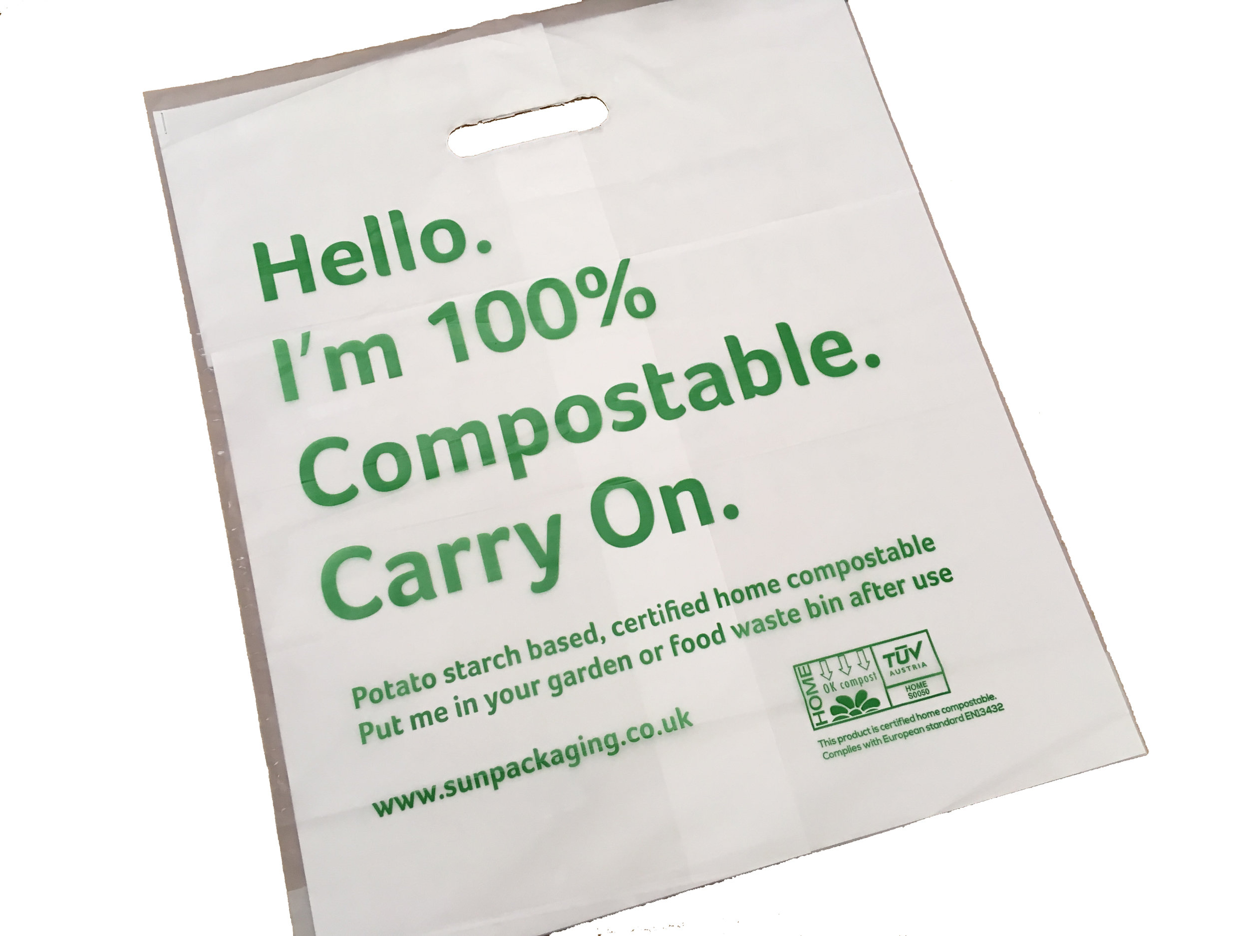 Compostable Carriers